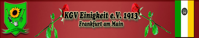 KGV Einigkeit e.V.1913 Frankfurt am Main